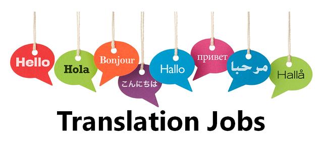 List of Jobs Site For translators